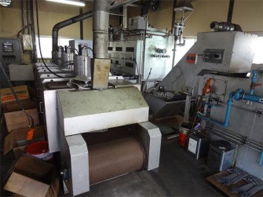 熱処理 テンパー炉